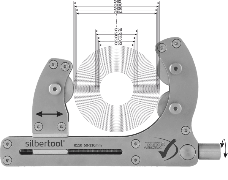 Silbertool Thread Saver R110-Variability